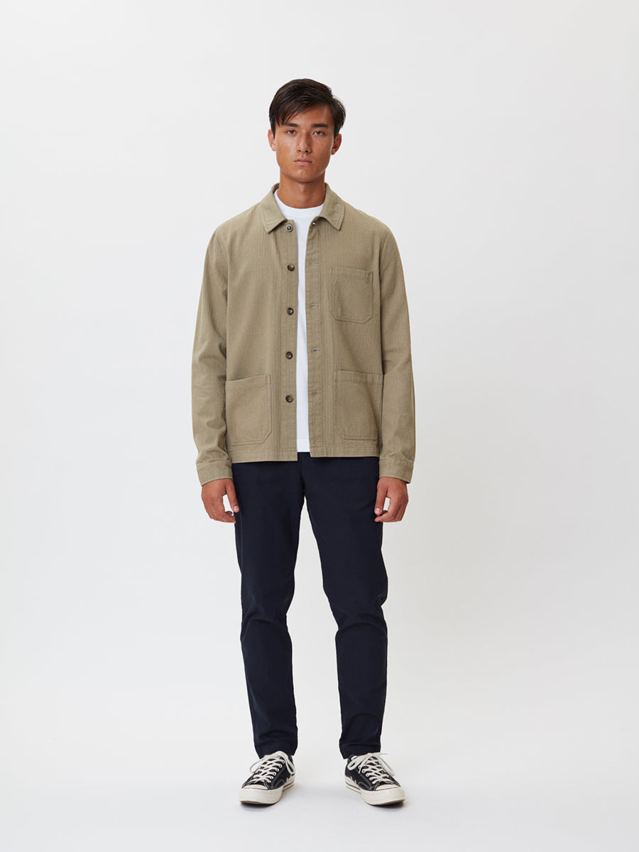 Napoli Work Shirt | Olive