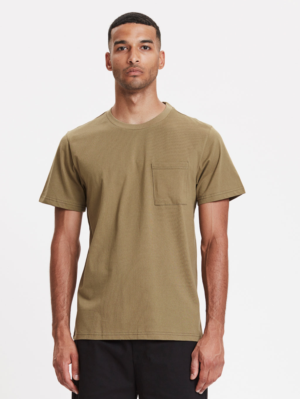Faro Pocket T-Shirt | Olive
