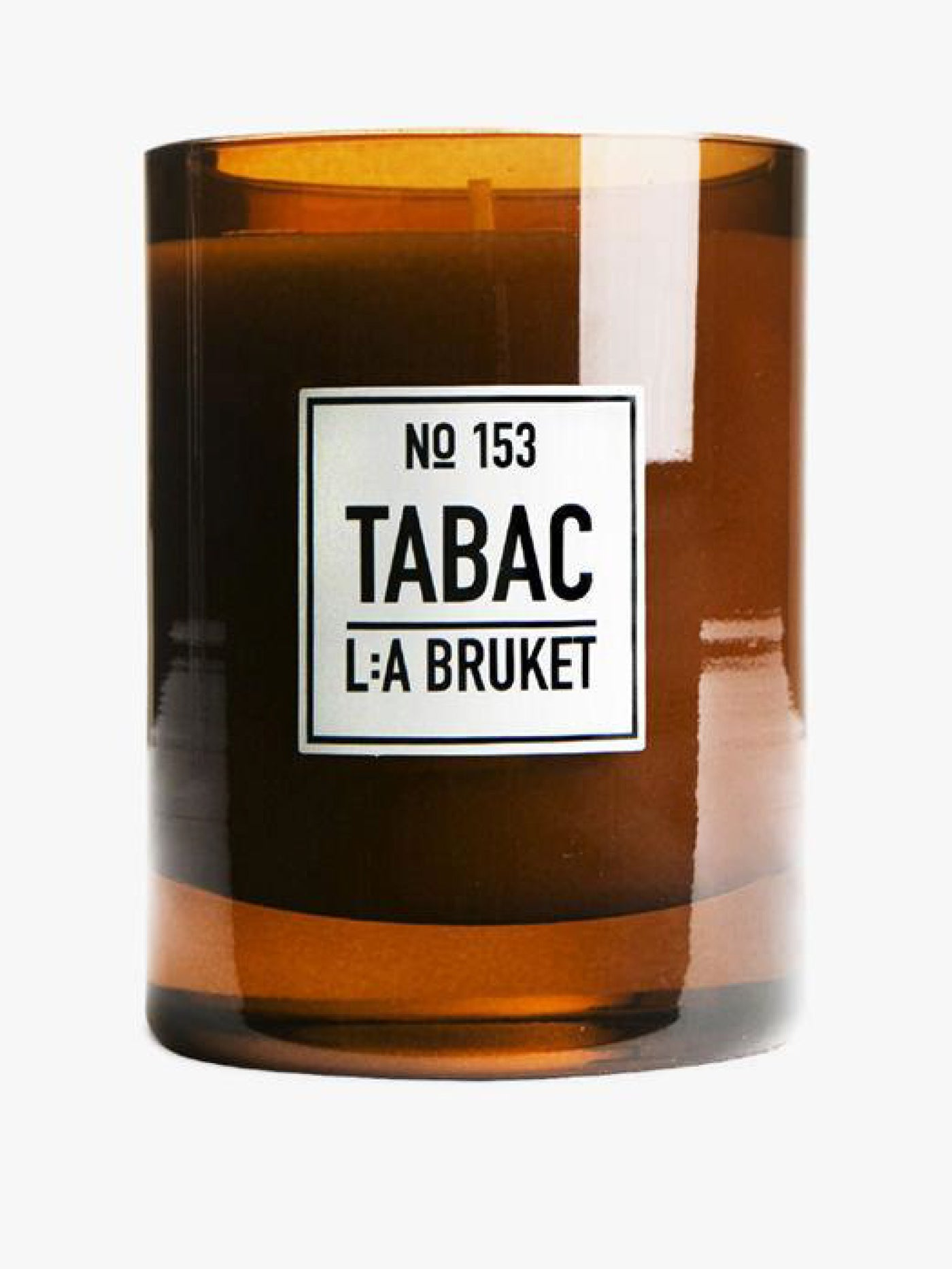 L:A BRUKET | 153 Scented Candle Tabac