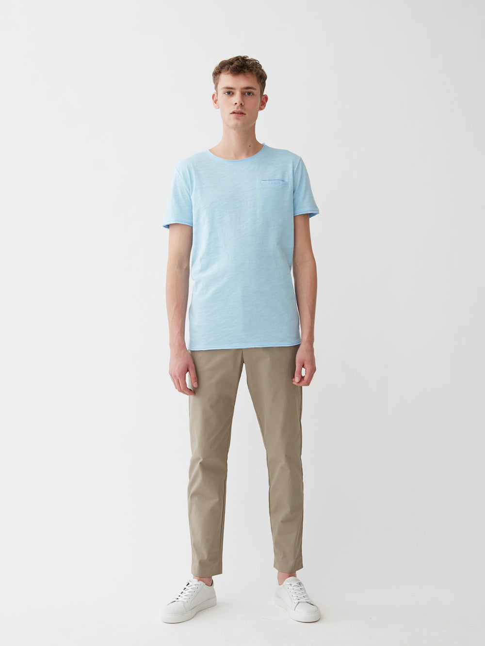 Mateo T-Shirt | Light Blue