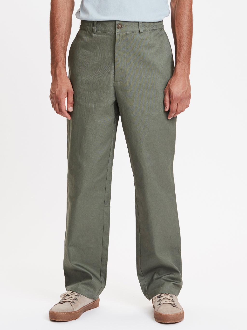 Maverick Trousers | Pine Green