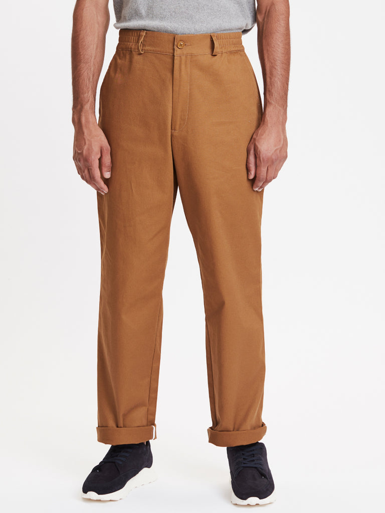 Maverick Trousers | Camel