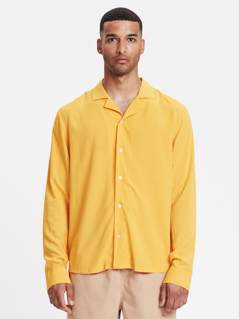 Pablo Shirt | Sunflower Yellow