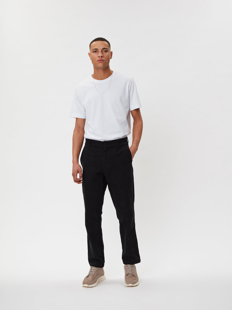 Ventura Trousers | Black