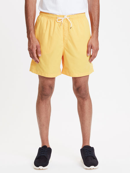 Pool Shorts | Sunflower Yellow