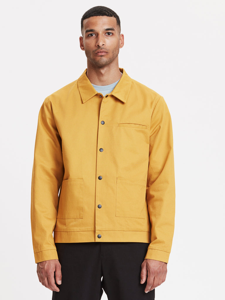 Lima Jacket | Sunflower Yellow