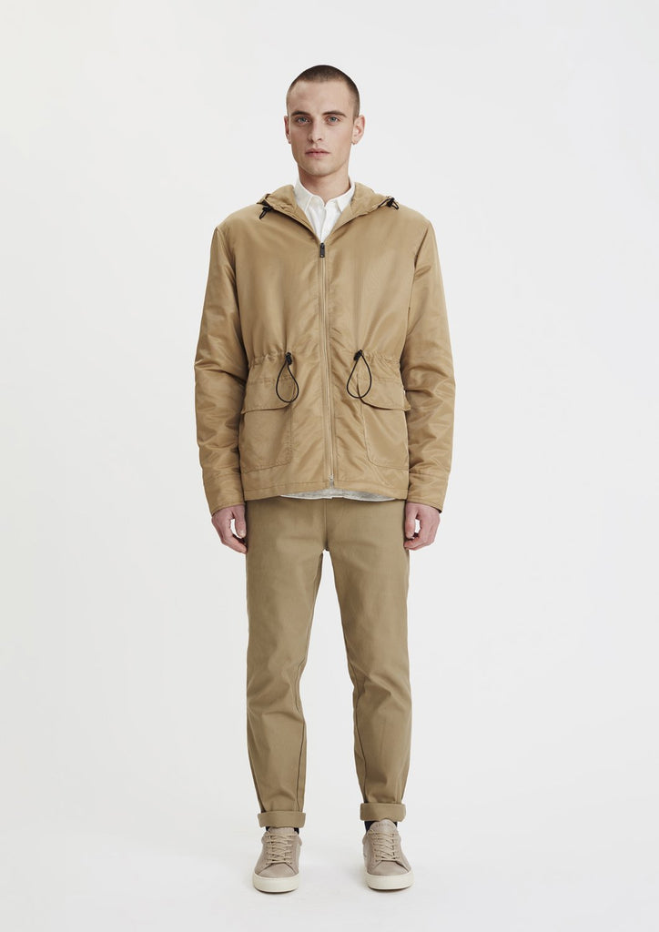 Wallace Hooded Jacket
