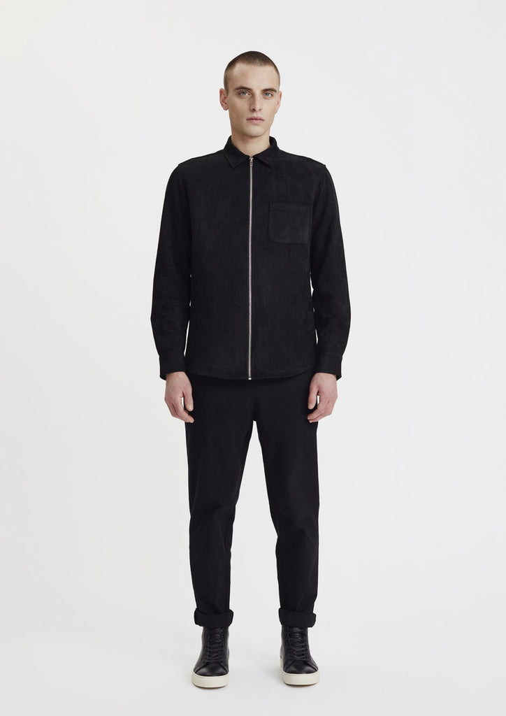 San Antonio Zip Shirt