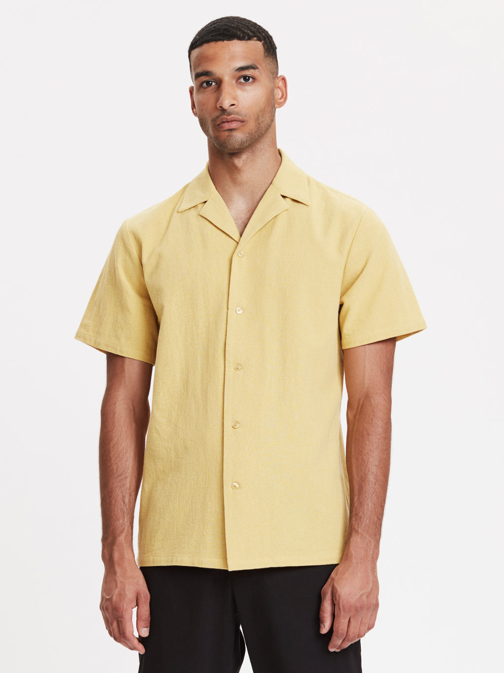 Clark Shirt | Yellow