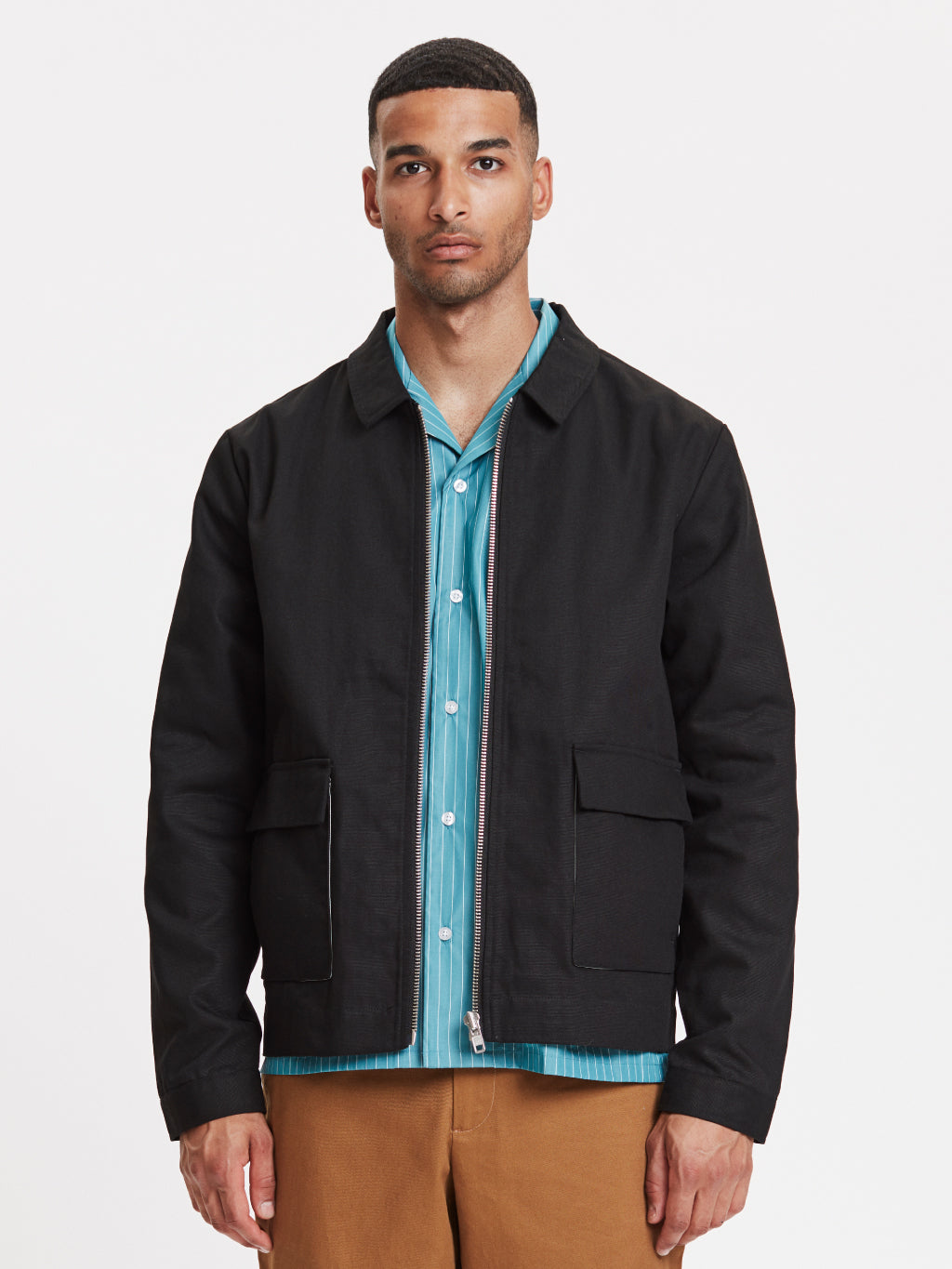 Ortega Jacket | Black