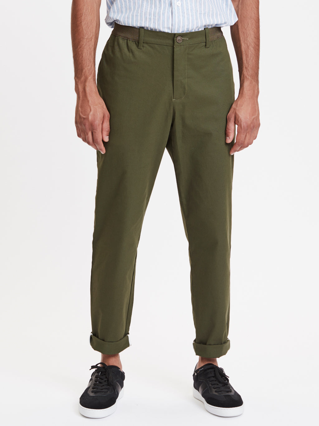 Century Trousers | Olive