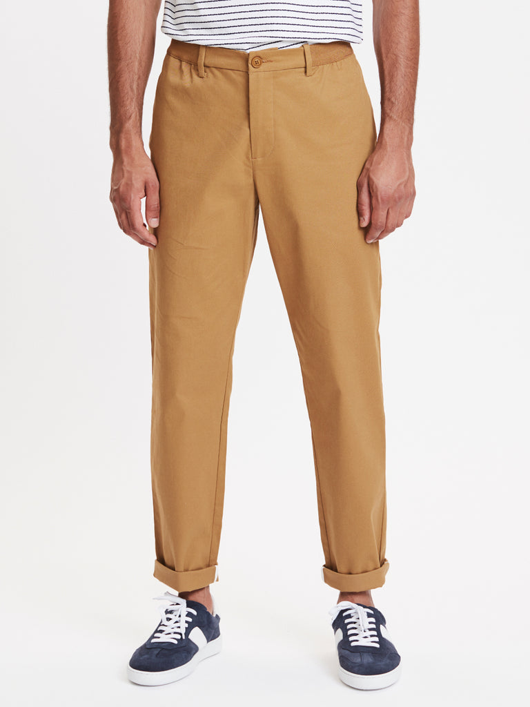 Century Trousers | Camel