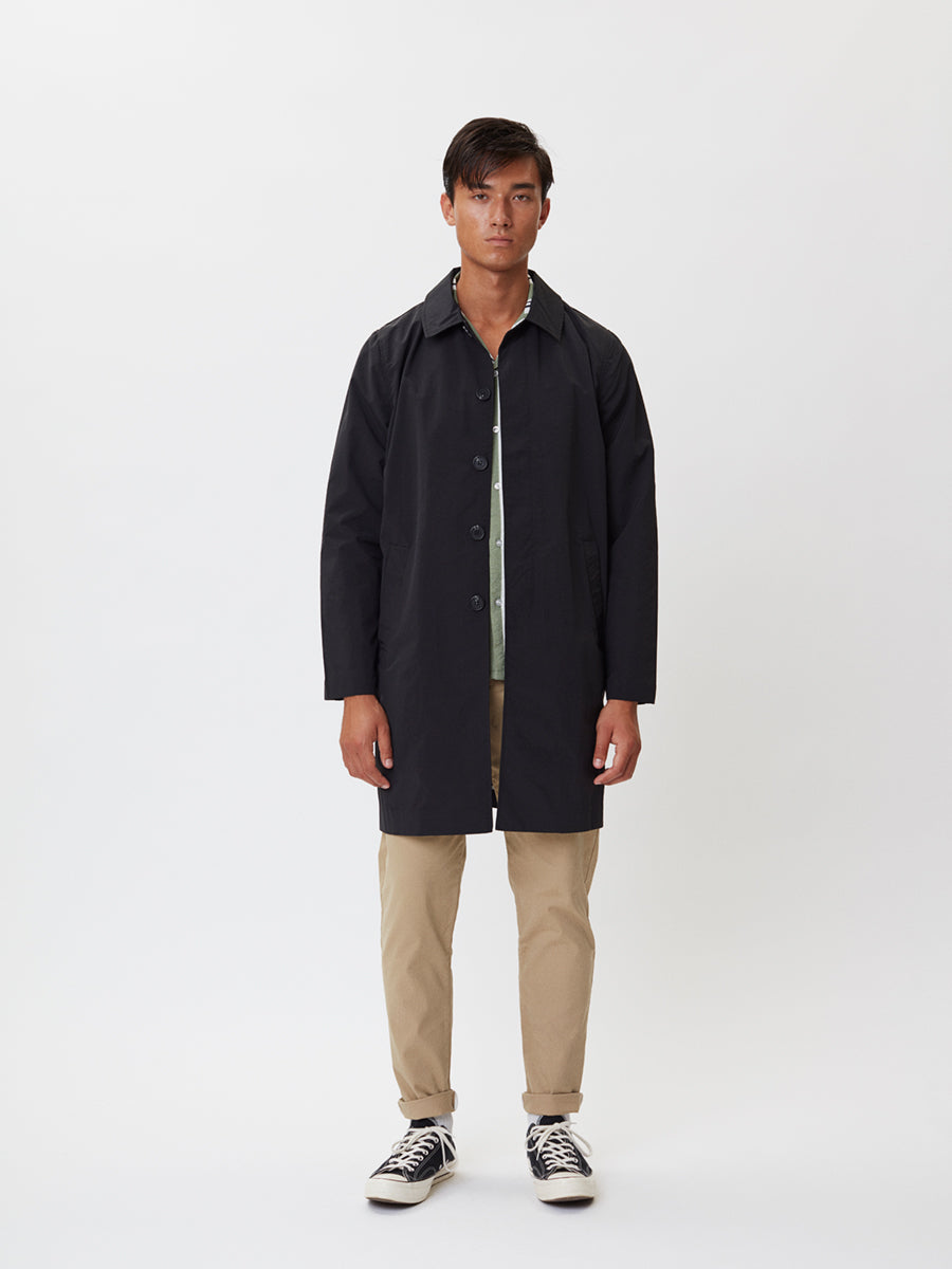 Tacoma Coat | Black