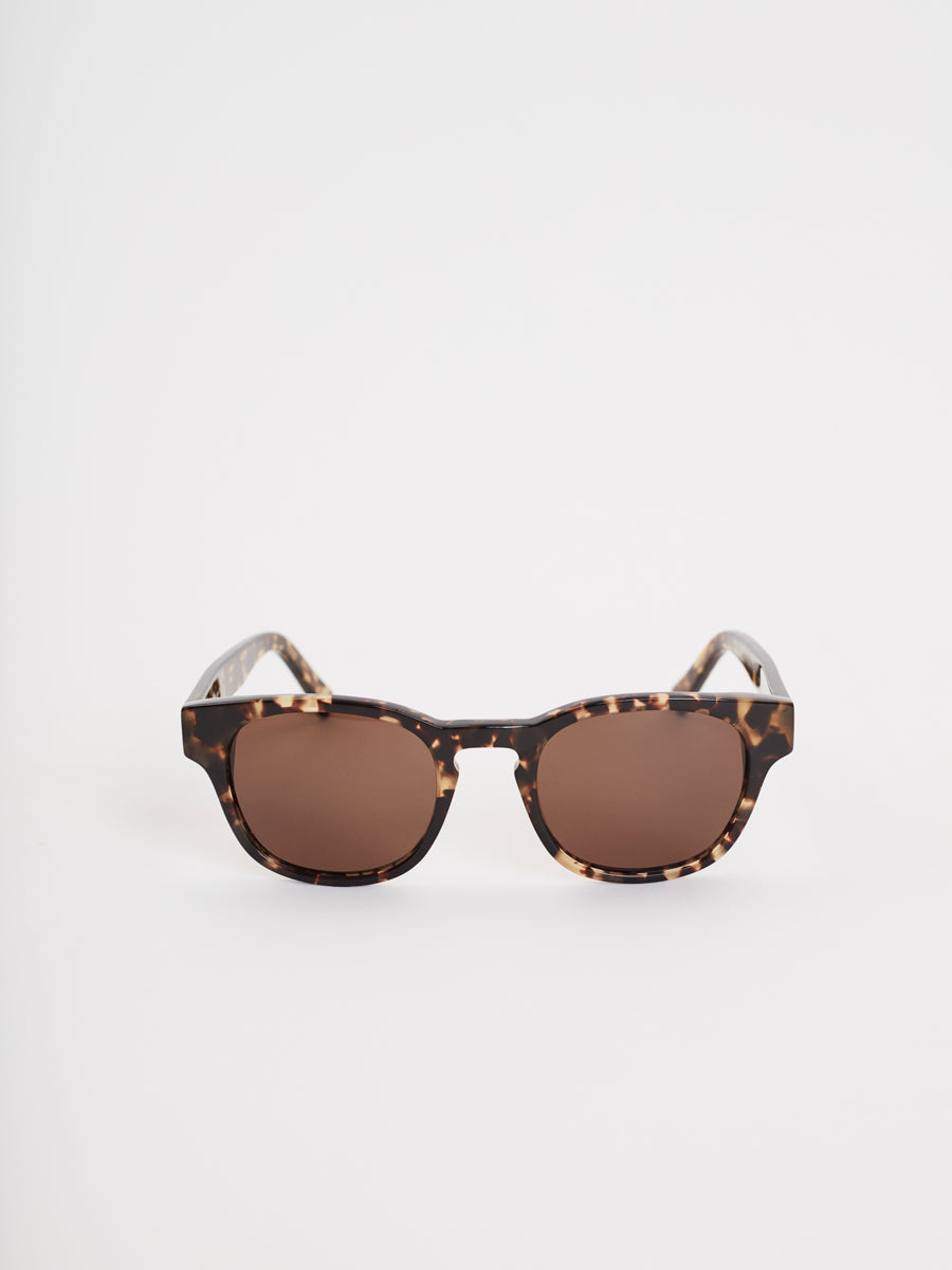Acapulco Sunglasses | Light Tortoise
