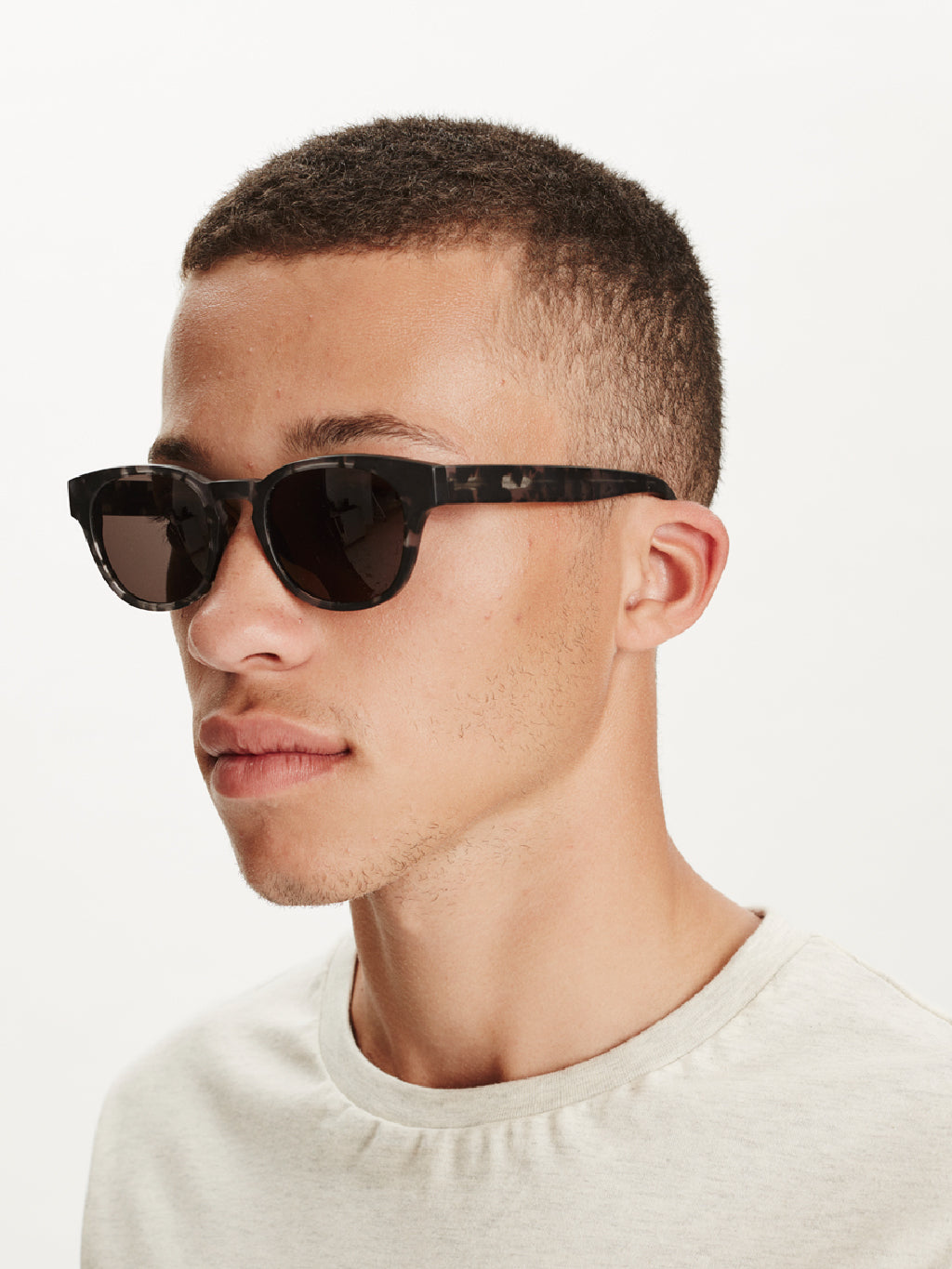 Acapulco Sunglasses | Mat Urban Grey