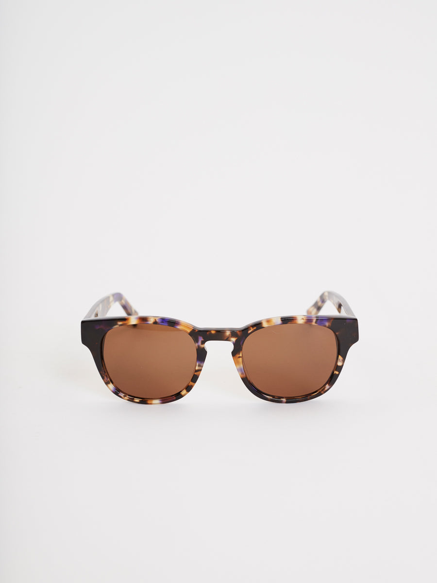 Acapulco Sunglasses | Blue Dot Tortoise