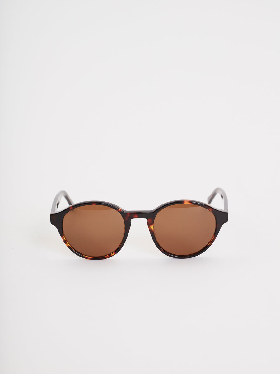 Tulum Sunglasses | Dark Tortoise