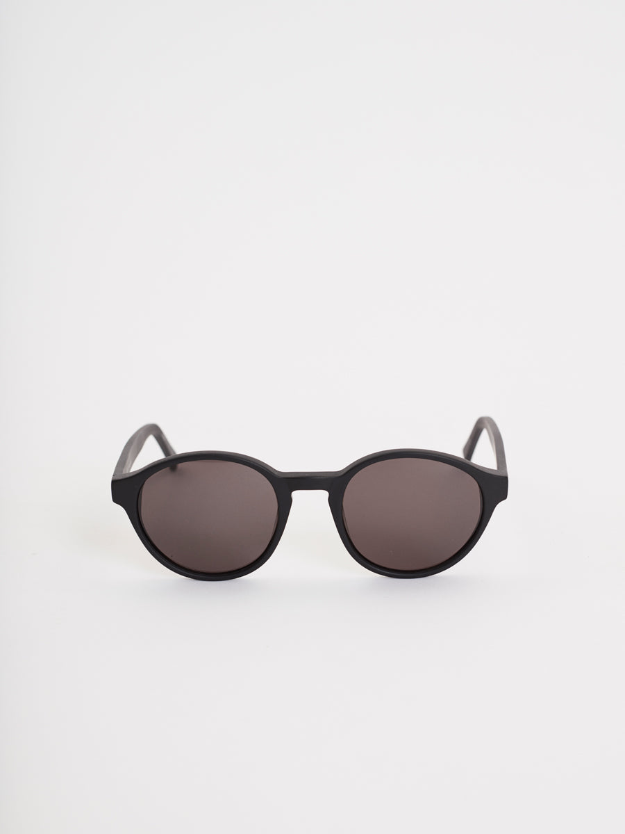Tulum Sunglasses | Mat Black