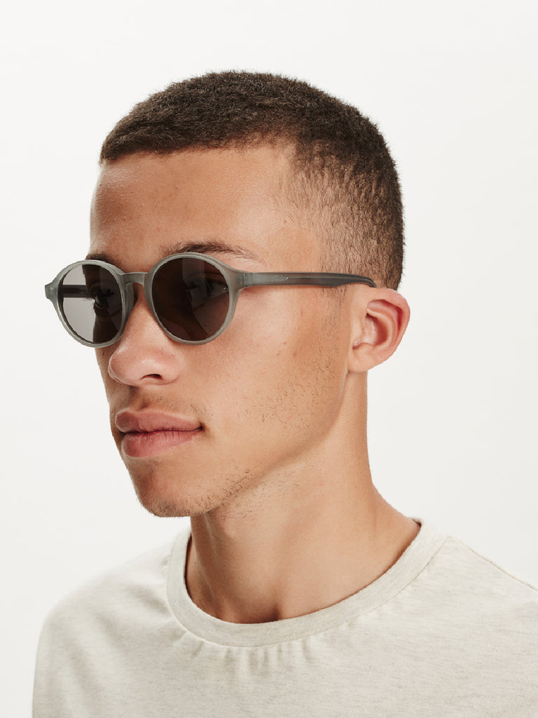 Tulum Sunglasses | Mat Smoke