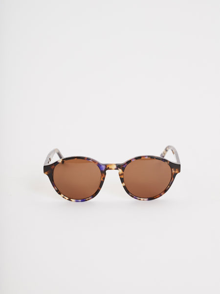 Tulum Sunglasses | Blue Dot Tortoise