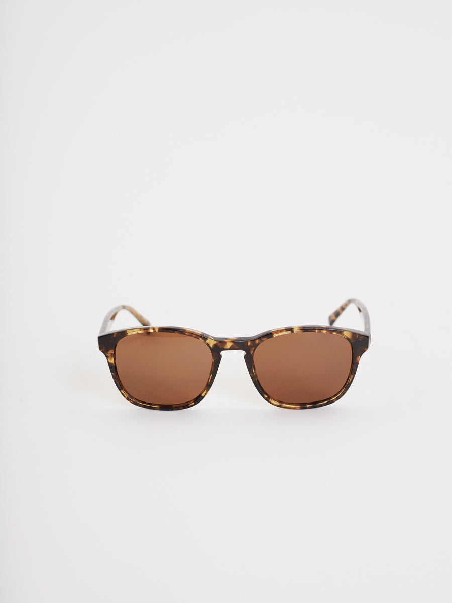 Cancun Sunglasses - Light Tortoise | Light Tortoise