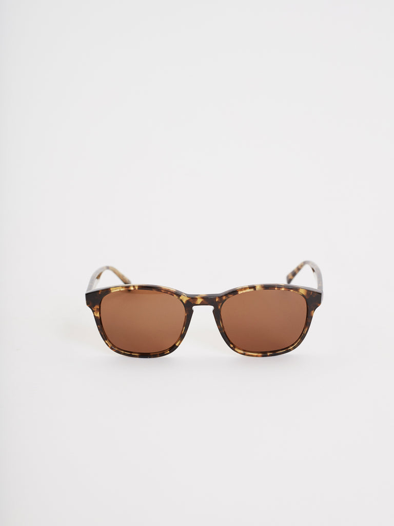 Cancun Sunglasses | Light Tortoise