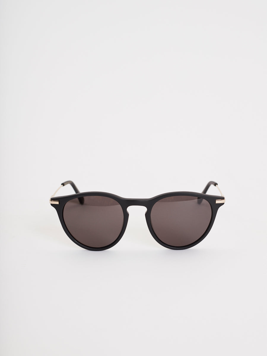 Bogota Sunglasses - Black and Gold