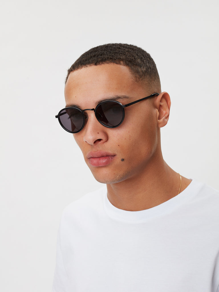 Macau Sunglasses - Black