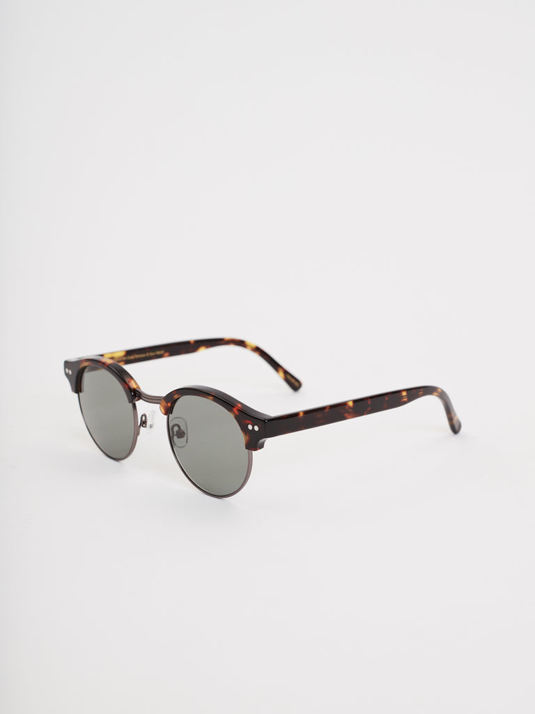 Cartagena Sunglasses | Dark Tortoise/Gun Metal