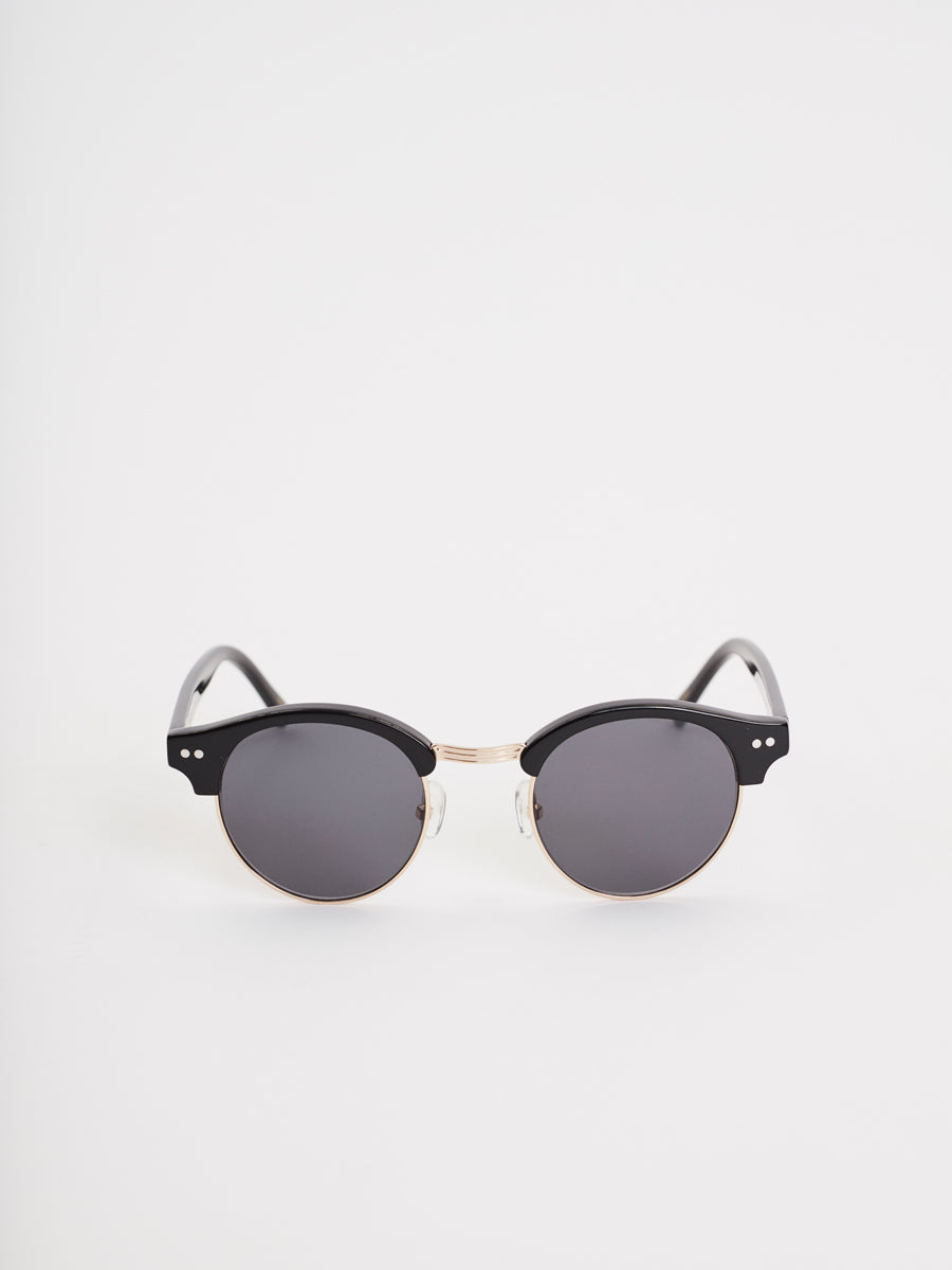 Cartagena Sunglasses | Black & Gold