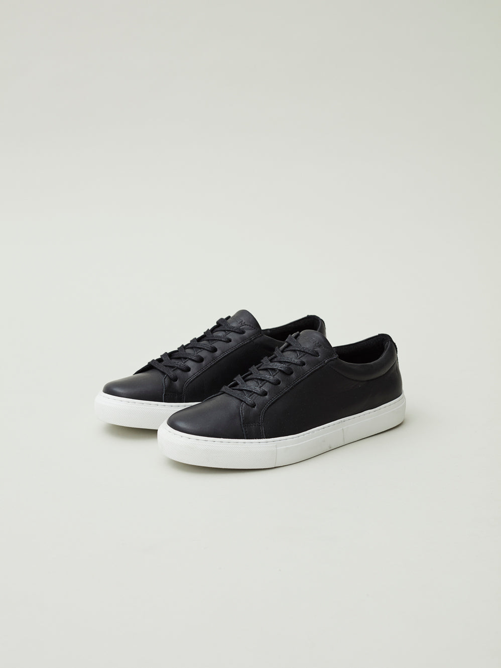 SAUVAGE LEATHER RESORT CLASSIC SNEAKERS