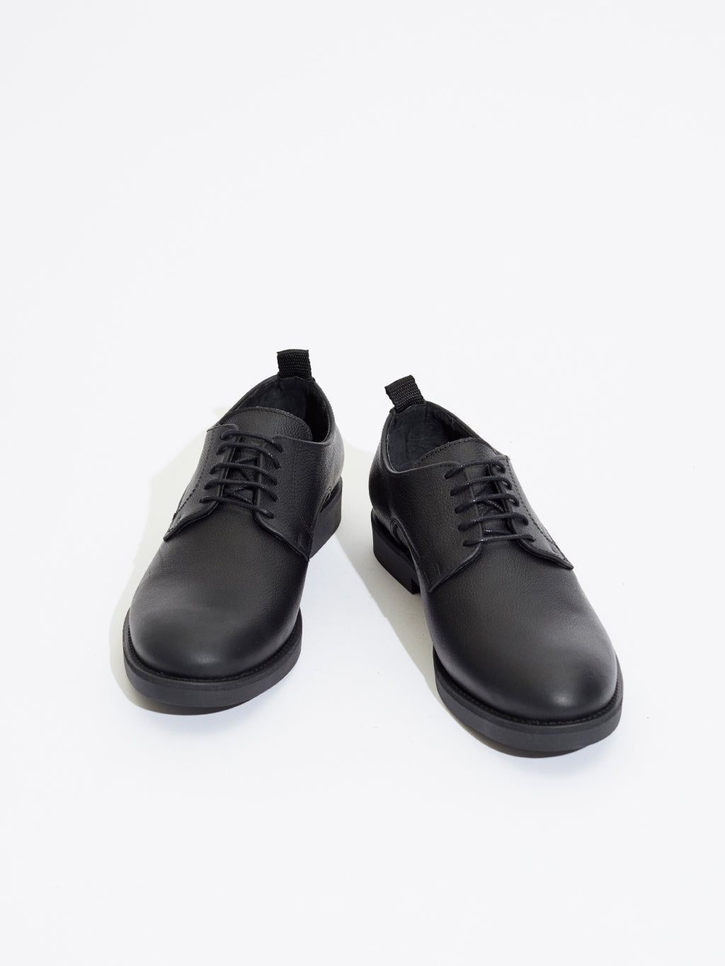 Derby Shoes | Black