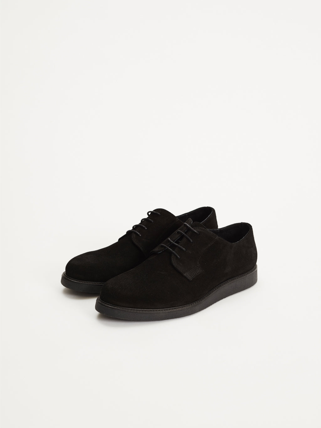 Lakewood Derby Shoes | Black