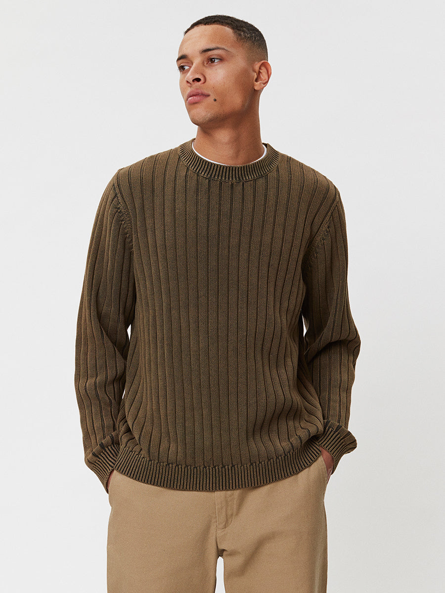 Zaragoza Knit | Acid Green