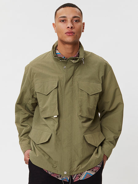 Avalon Utility Jacket | Sage Green