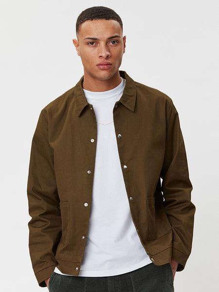 Lima Jacket | Army Green
