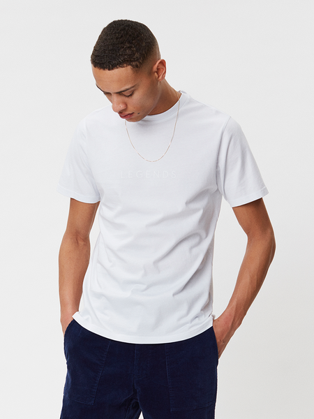 Harrison T-Shirt | White