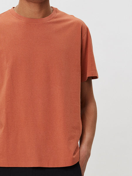 Delano T-Shirt | Rust