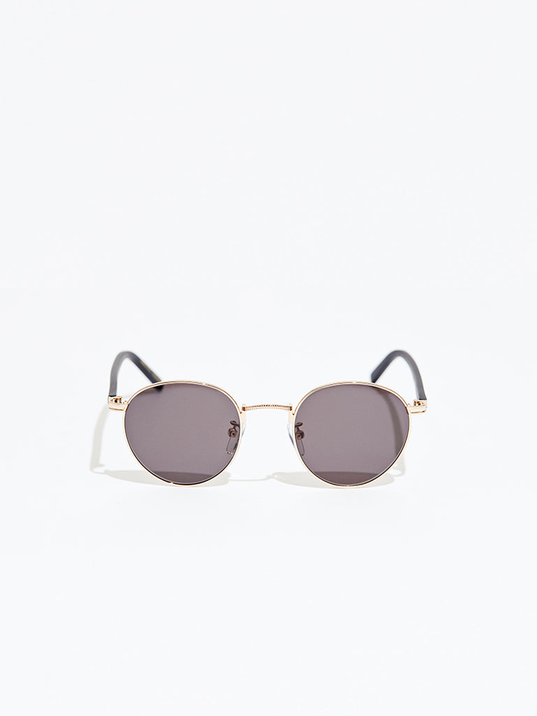 Havana Sunglasses | Gold
