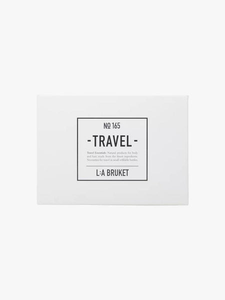 L:A BRUKET | 165 Travel Kit