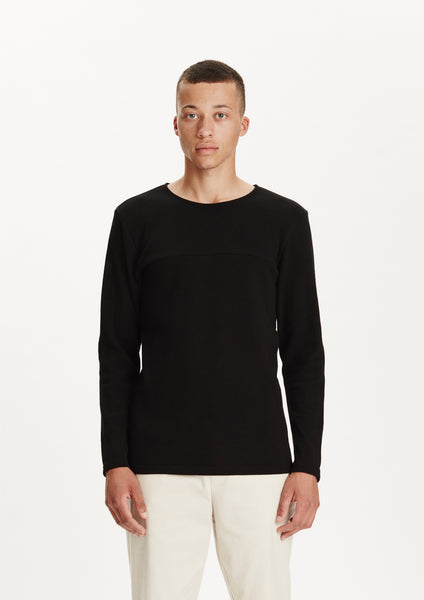 Legends Men's Black Athens Jumper Sweatshirt
