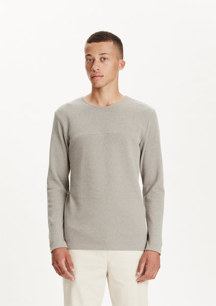 Legends Men's Grey Athens Jumper Sweatshirt