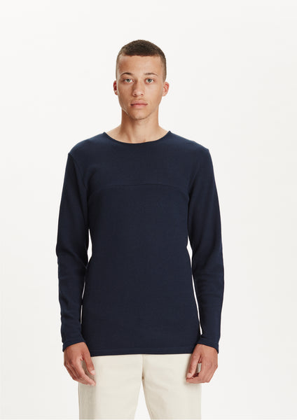 Legens Men's Dark Navy Athens Jumper Sweatshirt
