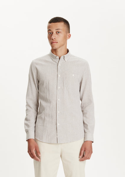 Legends Men's Grey Capitol button-down shirt