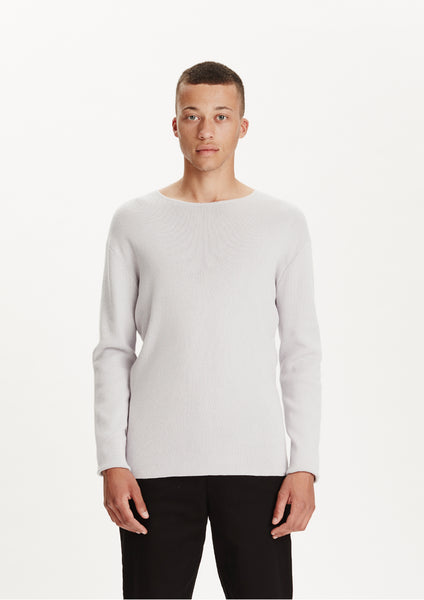 Legends Men's basic Lilac Cofu Pullover Knit