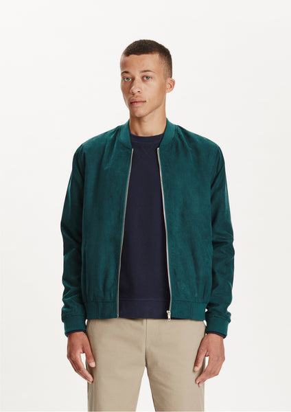 Legends Men's Green Flores Bomber jacket Spring Summer 2018