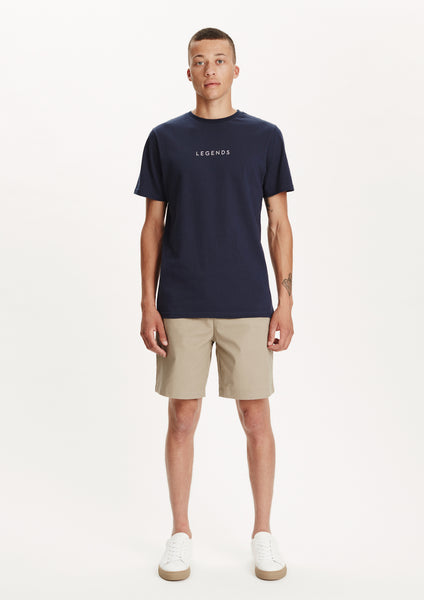 Legends Men's Navy Blue Harrison T-shirt