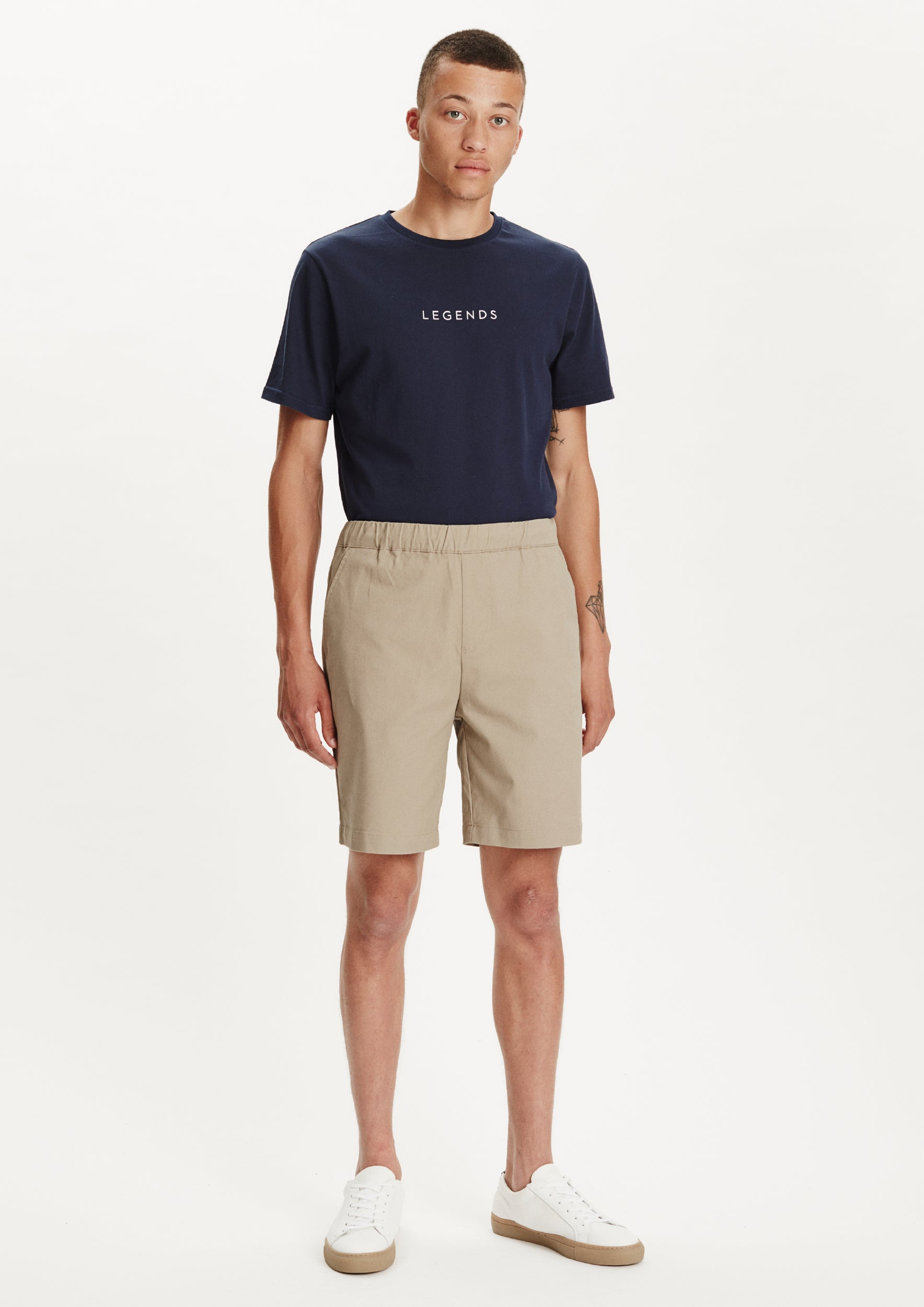Legends Men's Hermosa Shorts Khaki