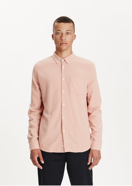 Legends Men's Dusty Pink Lagos Shirt