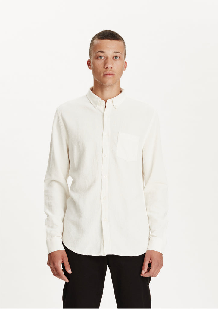 Legends Men's Off White Lagos Shirt